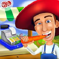 farm cashier store manager - kids game gameskip