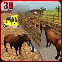 farm transporter: wild animal gameskip