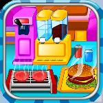 fast food restaurant gameskip