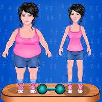 fat to slim fitness girl game gameskip