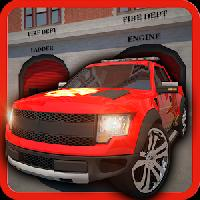 fire truck parking 3d 2 gameskip