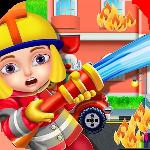 firefighters fire rescue kids gameskip