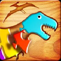 first kids puzzles: dinosaurs gameskip