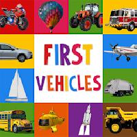first words for baby: vehicles gameskip