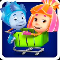 fixiki games: my supermarket game and shopping mania gameskip