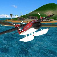 flight simulator 3d seaplane 2 gameskip