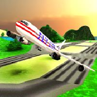 flight simulator: fly plane 2