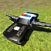 flying car free: police chase gameskip