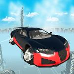 flying future super sport car gameskip