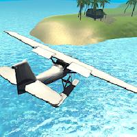 flying sea plane simulator 3d gameskip