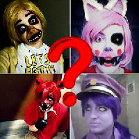 fnaf cosplay quiz gameskip