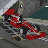 formula racing car cargo plane gameskip