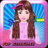 free girls game hair salon gameskip