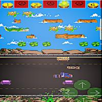 frogger retro gameskip