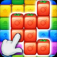 fruit block - puzzle legend gameskip