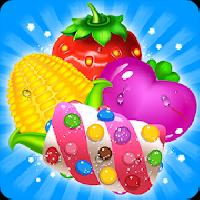 fruit crush match 3 gameskip