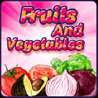 fruits and vegetables gameskip