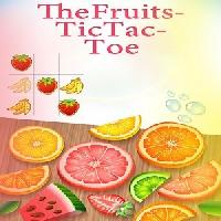 fruits tictactoe