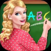 fun school teacher beauty spa gameskip