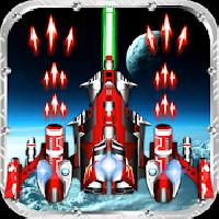 galaxy war  squadron  space shooter - sky force gameskip