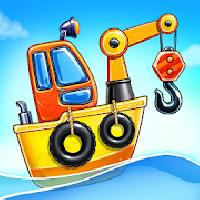 game island: kids games for boys, build house gameskip
