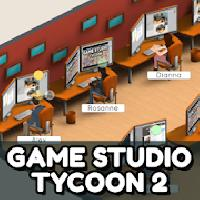 game studio tycoon 2 gameskip