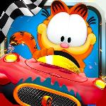 garfield kart fast and furry gameskip