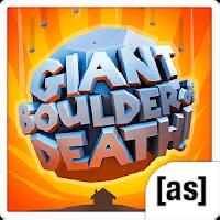 giant boulder of death gameskip