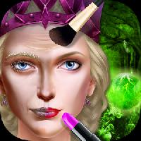 glam doll salon: monster queen gameskip