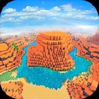 grand canyon craft: survival, building and safari gameskip