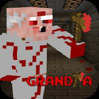 grandpa craft - scary adventure gameskip