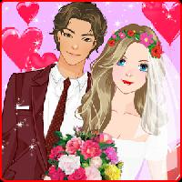 groom and bride wedding dress up gameskip