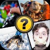 guess the word: 4 pics 1 word gameskip