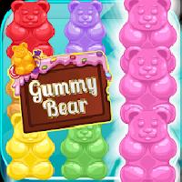 gummy bear match gameskip