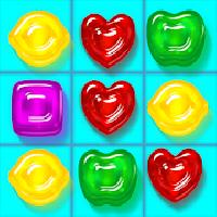 gummy drop!  free match 3 puzzle game