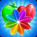 gummy gush match-3 puzzle game