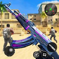 gun strike: real 3d shooting games- fps gameskip