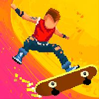 halfpipe hero - skateboarding gameskip