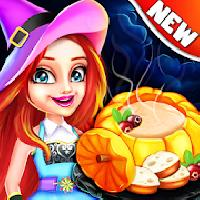 halloween cooking: chef madness fever games craze gameskip