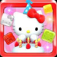 hello kitty jewel town match 3 gameskip