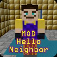 hello neighbor mod for mcpe gameskip