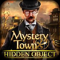 hidden object - mystery town gameskip