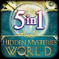 hidden object - mystery worlds gameskip