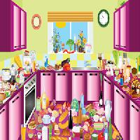 hidden objects in kitchen game gameskip