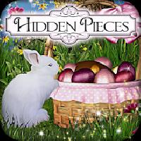 hidden pieces egg hunt gameskip