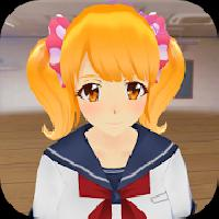 high school simulator girla