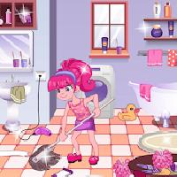 home cleaning games for girls gameskip