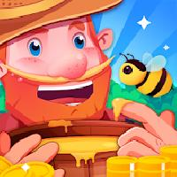 honeybee garden - honey and bee tycoon gameskip