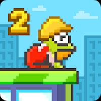 hoppy frog 2: city escape