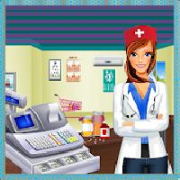 hospital cashier duty - management gameskip